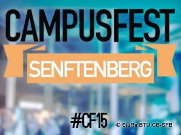 Campusfest in Senftenberg am 17. Juni 2015